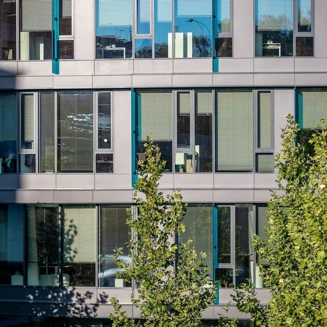 C 50 lamellae window blinds cheaper