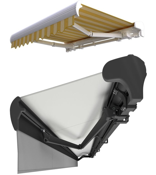 Cassette awning from sun terrace discounts sales