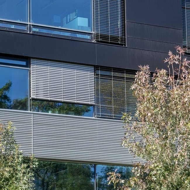 Facade solution office window cheap