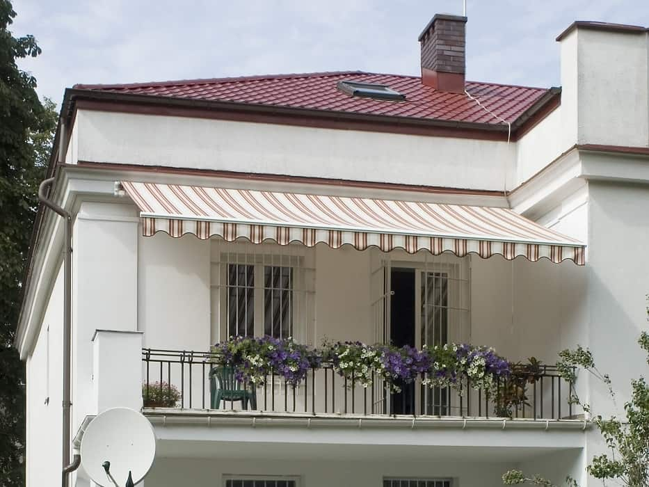 Home balcony awning cheap price
