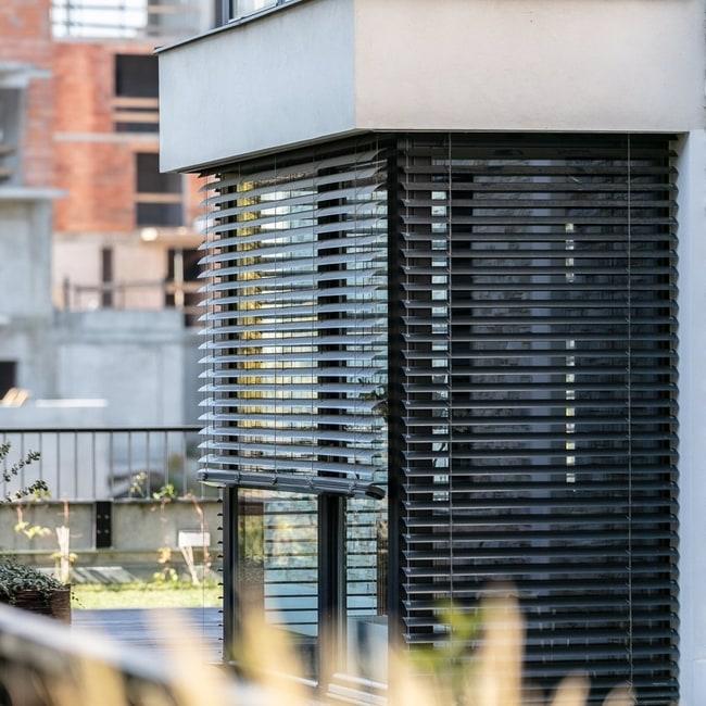 Outdoor blinds Z 70 home window