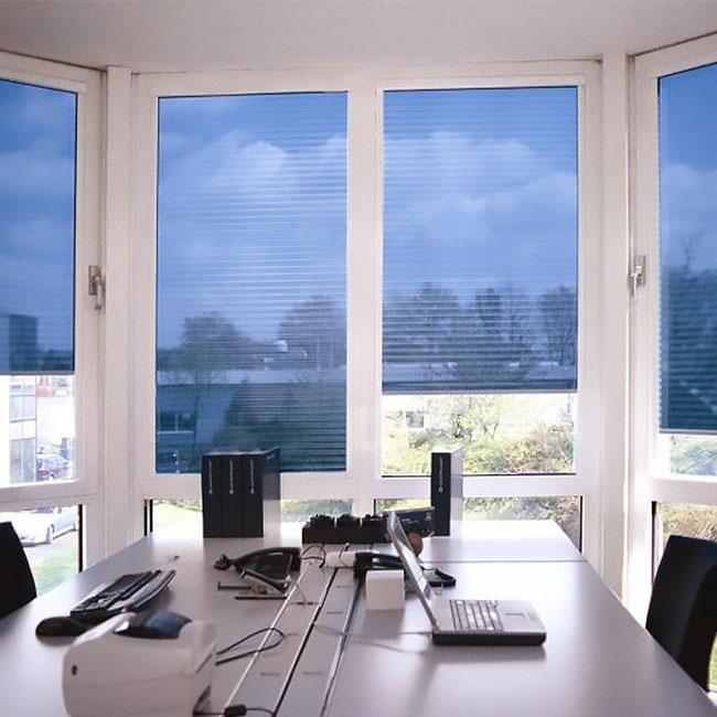 Reflective roller blinds promotion