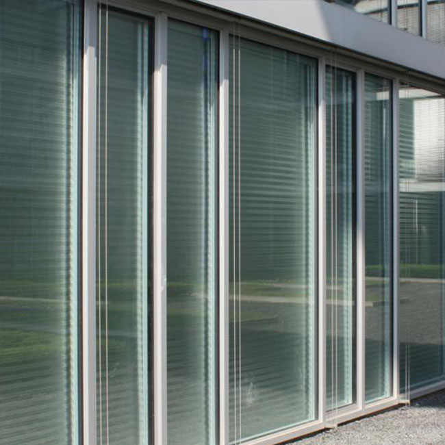 See through roller blinds price