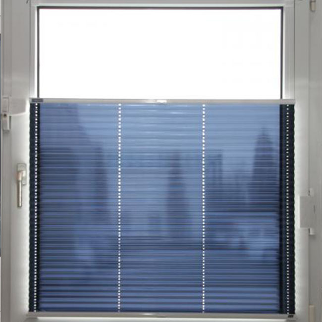 See through roller blinds promotion