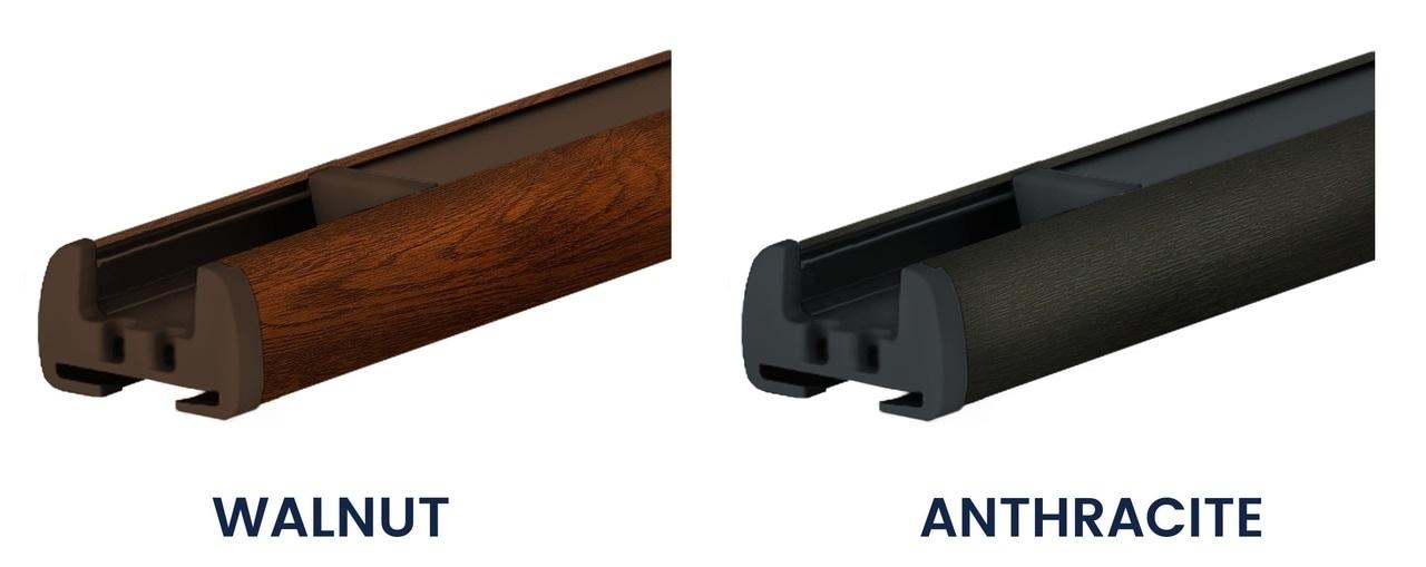 Wooden profiles good price Lauresta